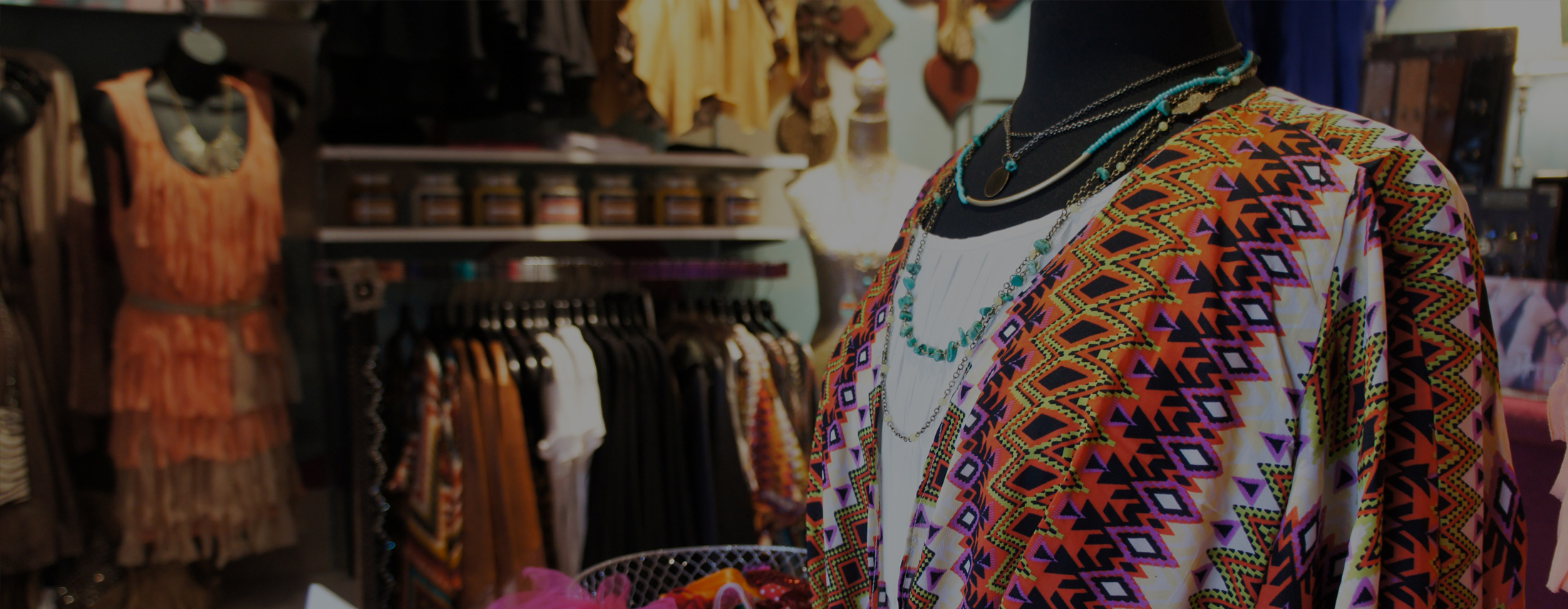 Ecommerce solutions for fashion boutique