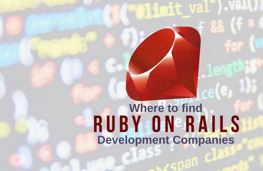 Best Ruby on Rails Development Companies