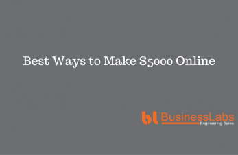 Best Ways to Make 5000 Dollars Online – Updated List