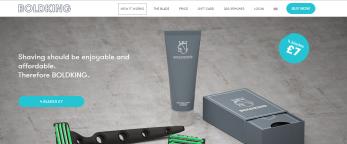 boldking web design
