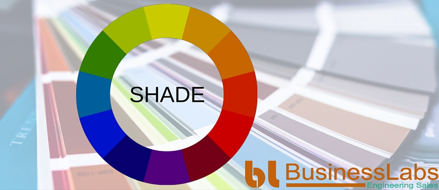 COLOR PSYCHOLOGY SHADE IN COLOR WHEEL