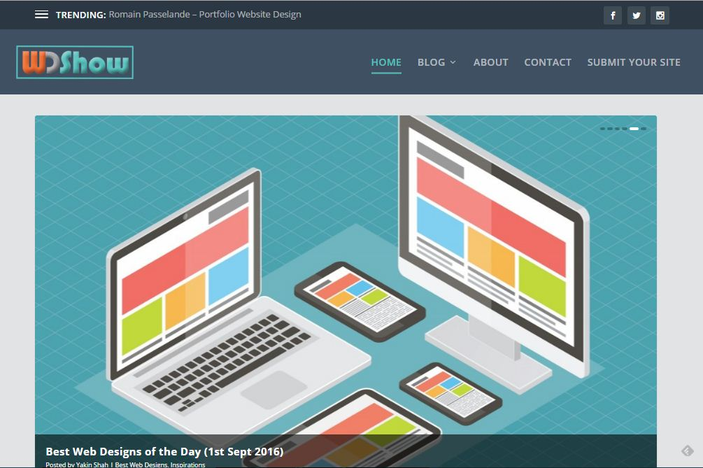 business labs launches web design show